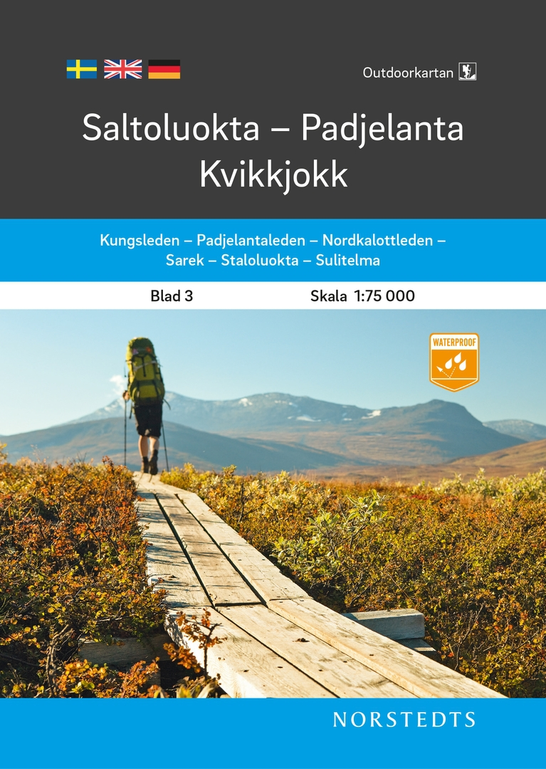 Sweden Outdoor Maps