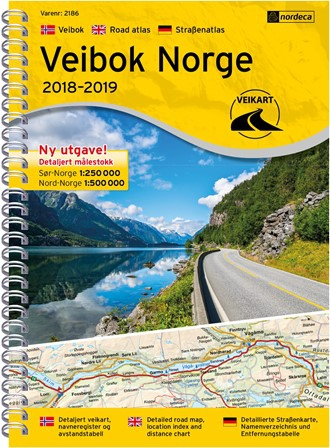 Norway Outdoor Maps