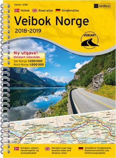 Norway Outdoor Maps