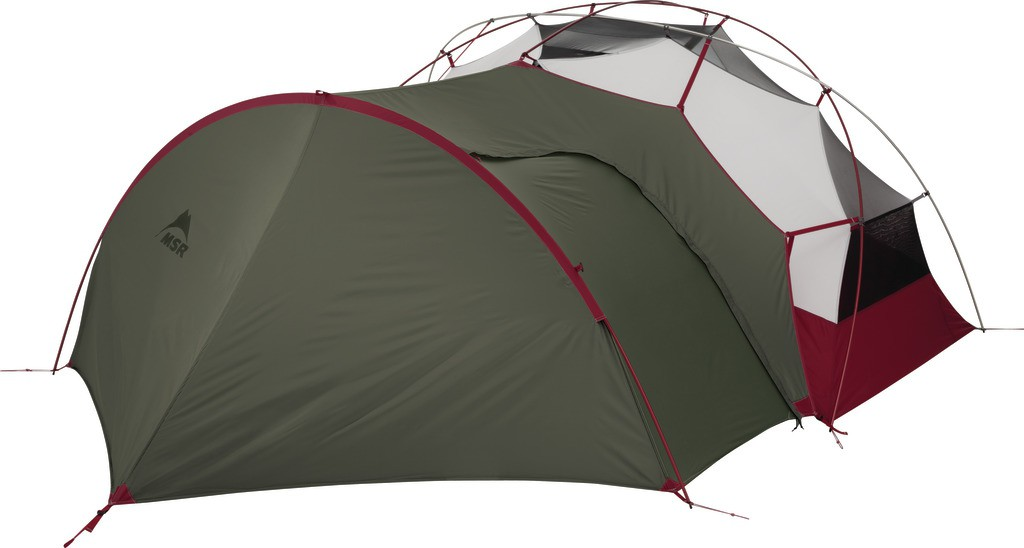Msr Gear Shed For Elixir Amp Hubba Tent Series