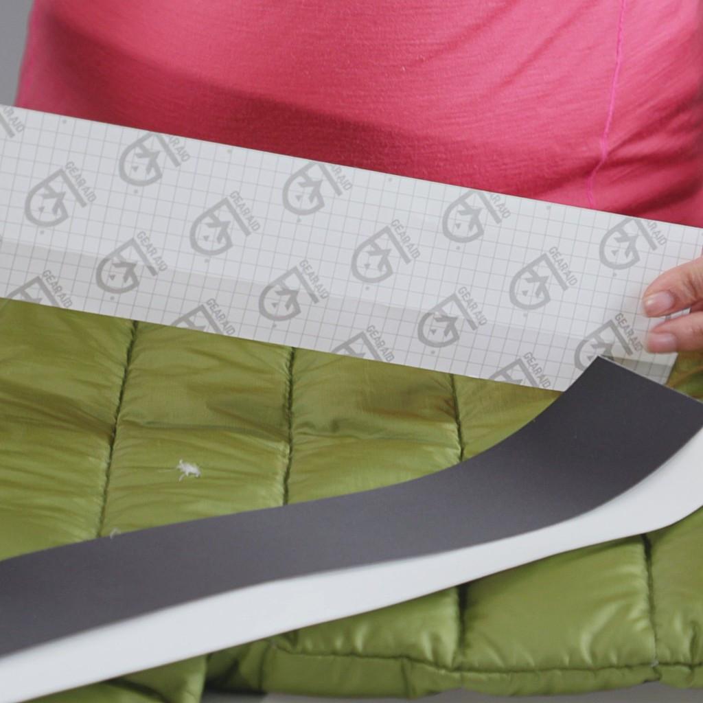 Mcnett Tenacious Sealing Tape Fabric /& Seam Repair Clear Removable 50 X 7.5 Cm