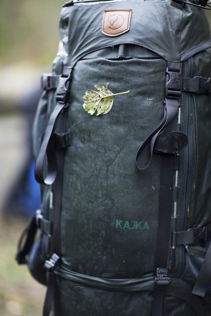 Fj 228 Llr 228 Ven Kajka 65 Trekking Backpack