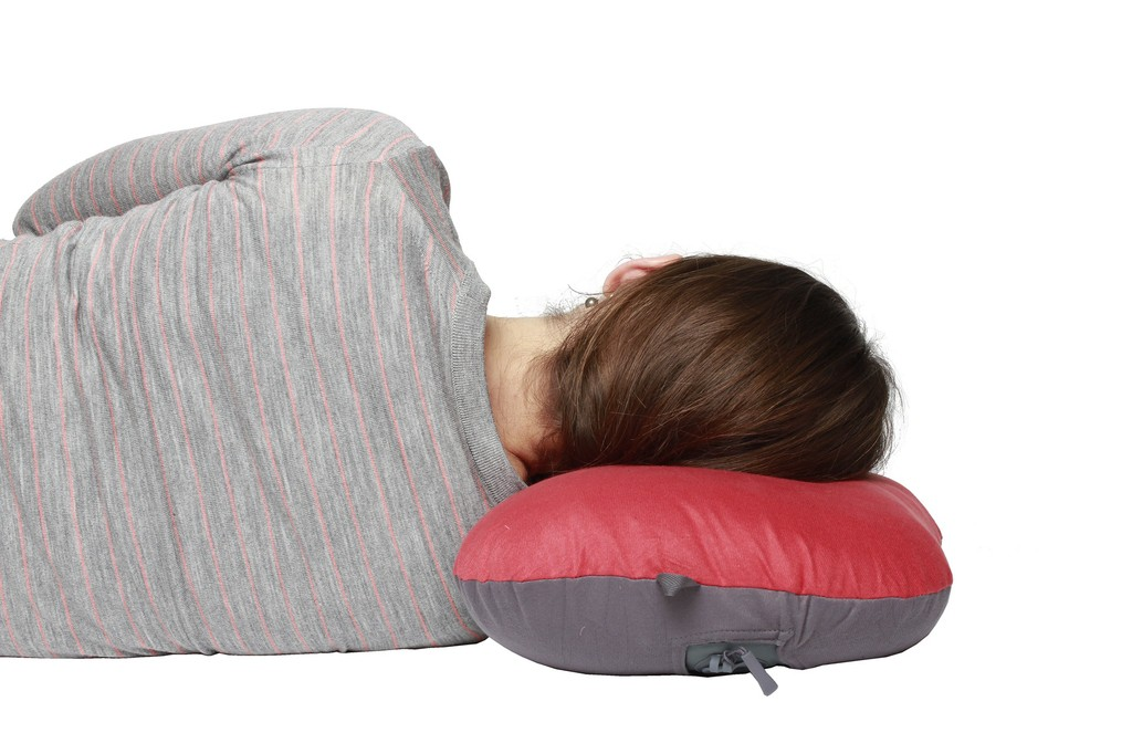 exped down pillow deluxe down filled air pillow. Black Bedroom Furniture Sets. Home Design Ideas