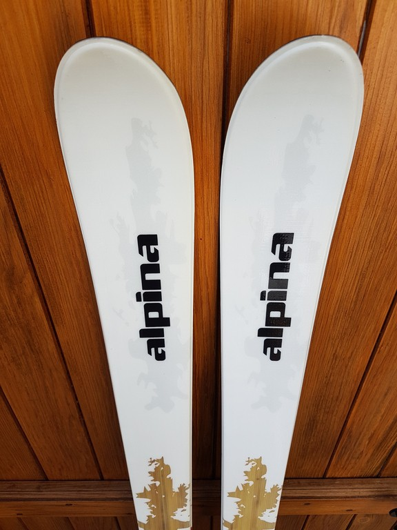 Alpina Discovery Nordic Backcountry Skis - Alpina discovery skis