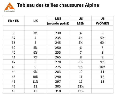 Alpina Alaska Mm Boots - Alpina alaska