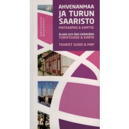 Aland And The Archipelago Of Turku Tourist Guide Map 2011