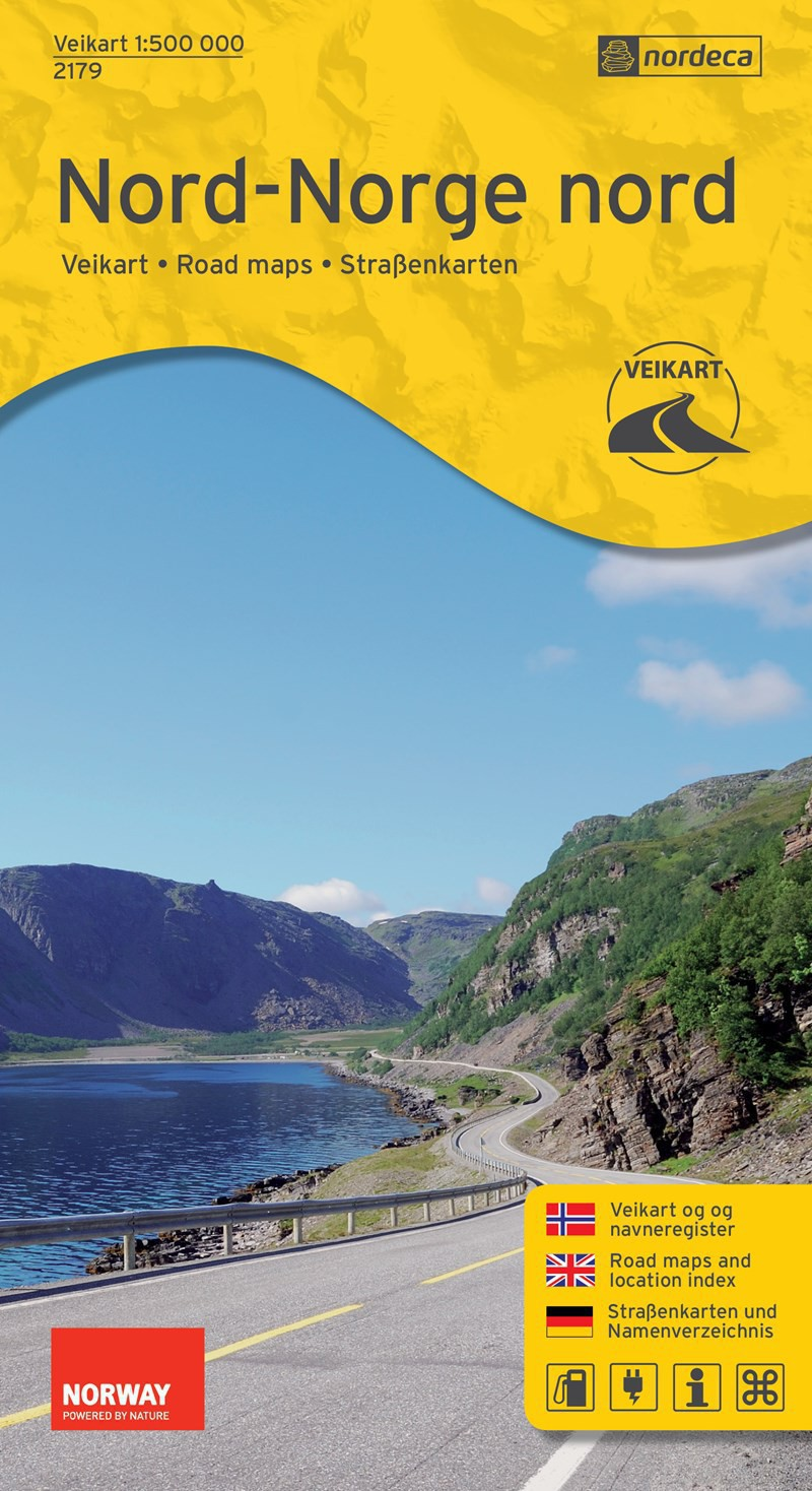 Veikart nord norge nord northern norway north south norway roadmap publicscrutiny Choice Image