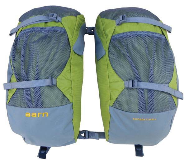 Aarn Balance Pockets Expedition Plus