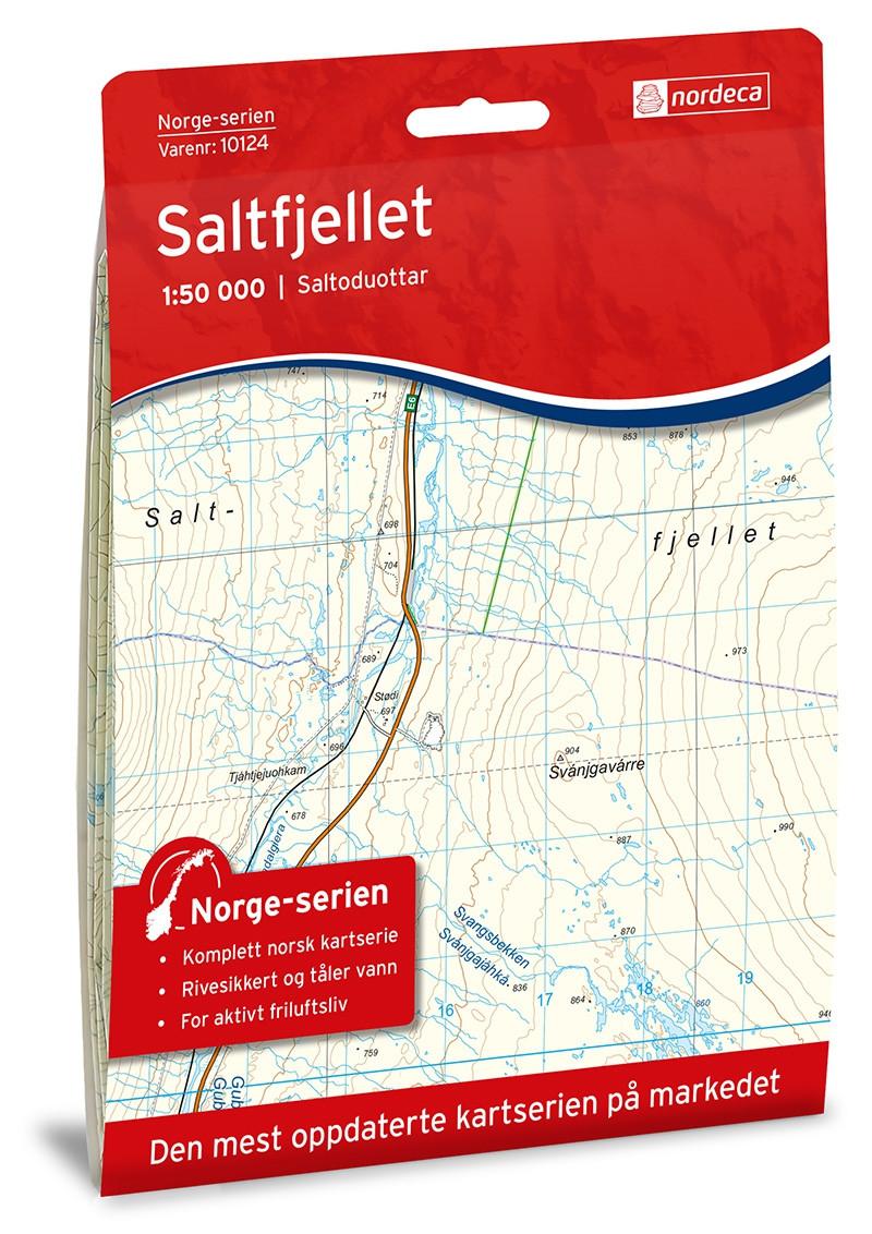 Saltfjellet 2335