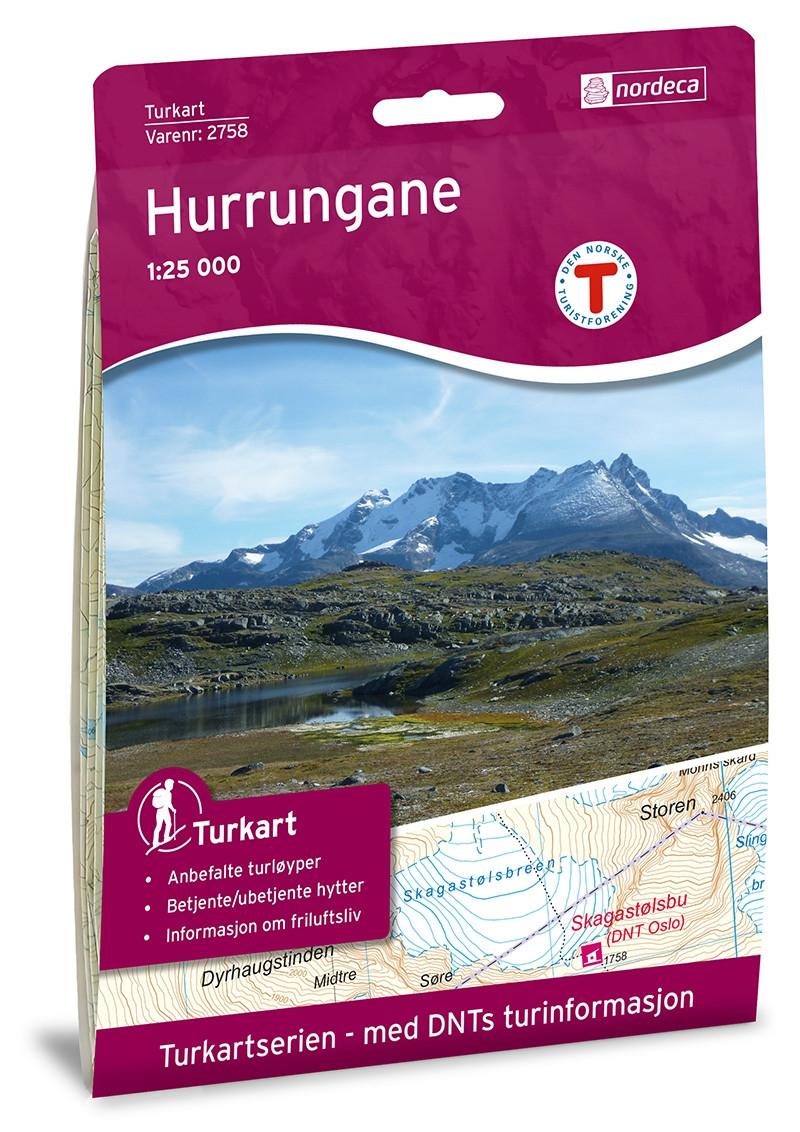 Hurrungane - Nordeca - 2758