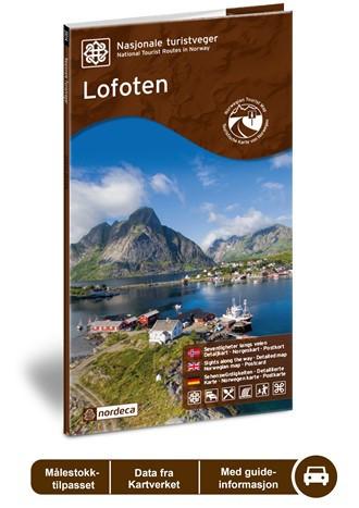 Ntv Lofoten 1:100 000 Nordeca