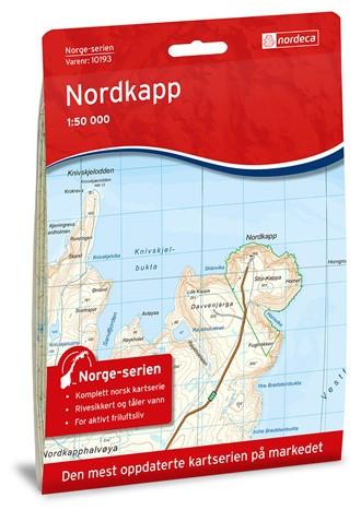 Norvège Cap Nord - Nordkapp