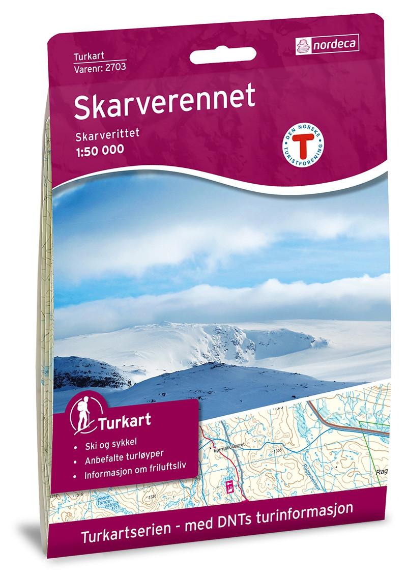 Lyngenhalvøya turkartmappe 2782