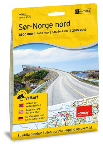 South Norway - Roadmap