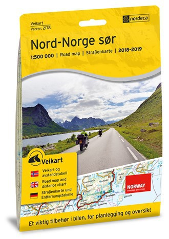South Norway - Roadmap