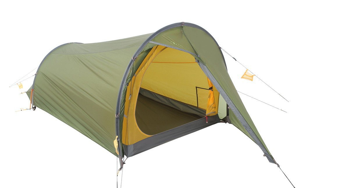 sc 1 st  Aventure Nordique & Tent Spica II UL du0027Exped: ultralight 2 person tunnel tent