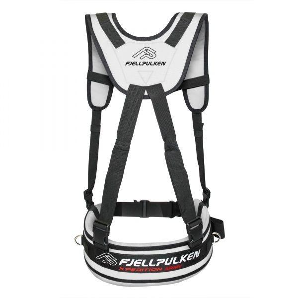 Skier harness expedition - Fjellpulken