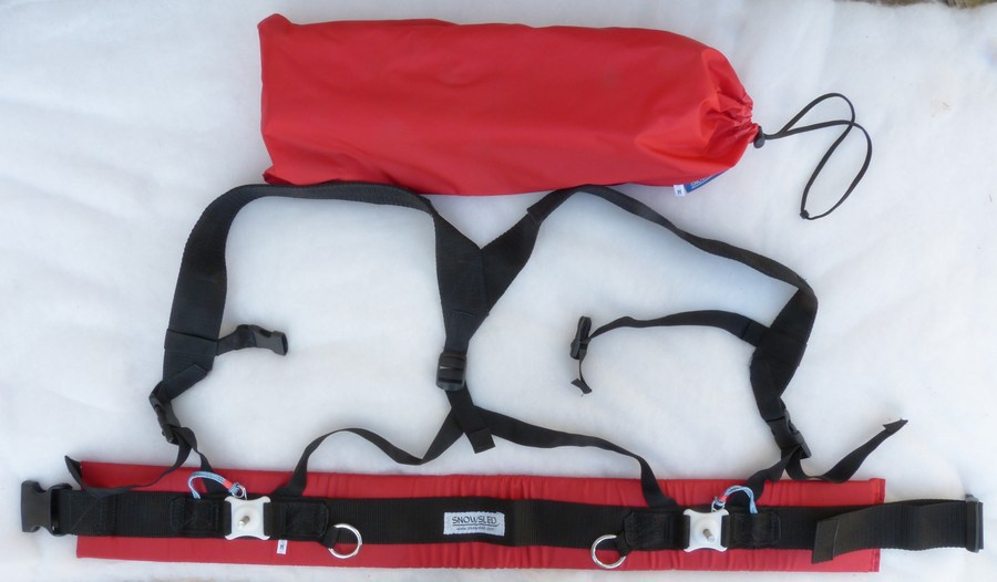 Snowsled Hauling Harness
