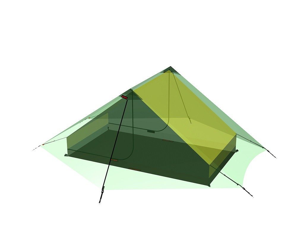 Hilleberg footprint Anaris