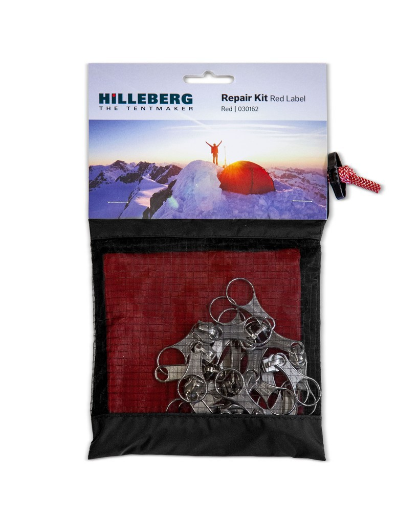 Kit de réparation Hilleberg Repair Kit Black Label