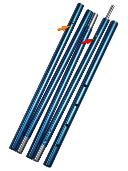 5 Foot Adjustable Pole - MSR