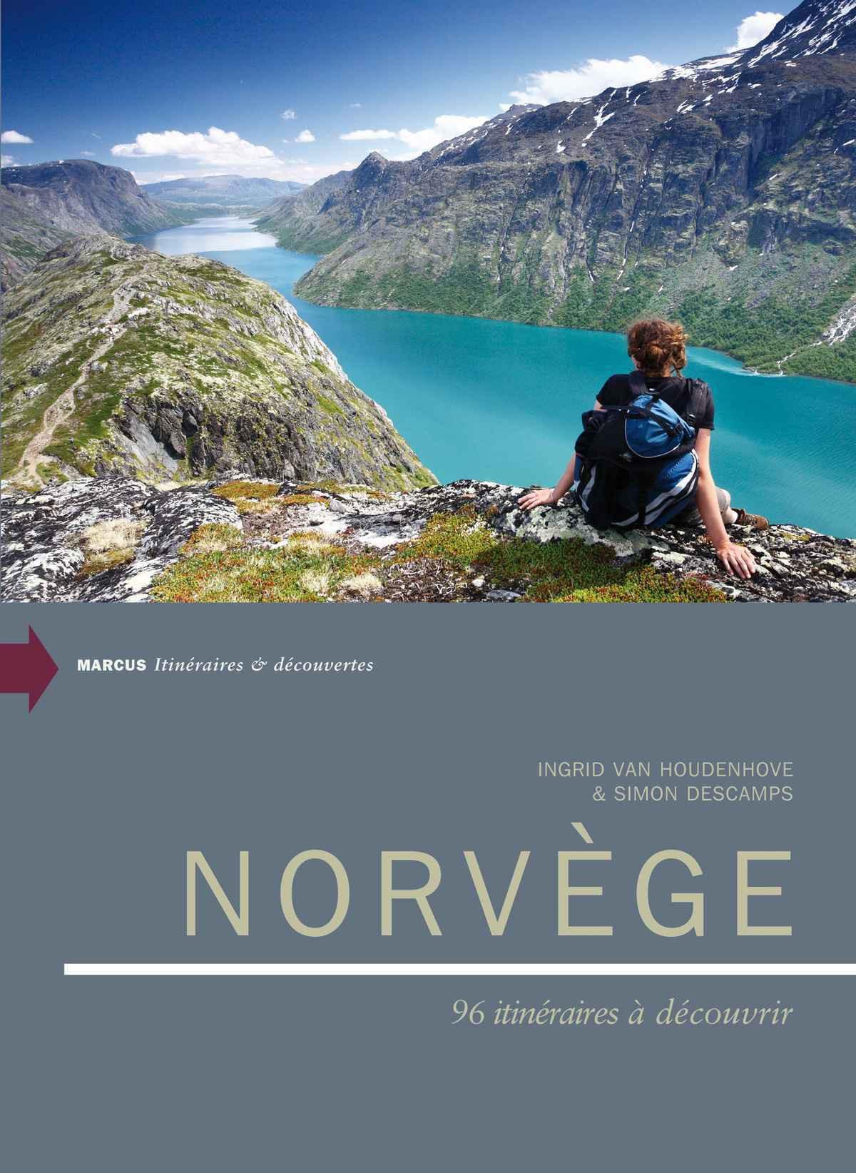 Norvège : itinéraires et découvertes - Editions Marcus