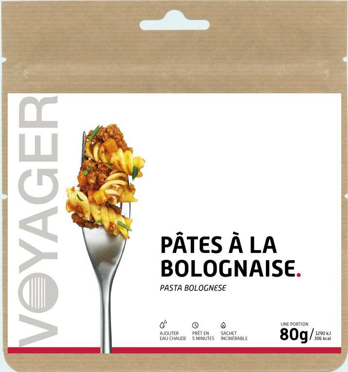 Pâtes à la bolognaise - Voyager