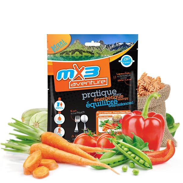 Vegetable and Pasta Vegetarian - MX3