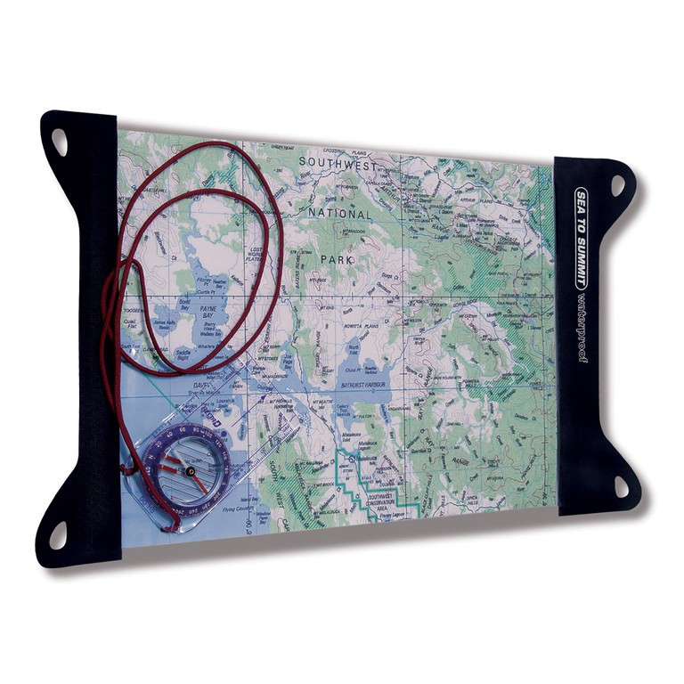 Sea to Summit Mapcase Tpu Guide