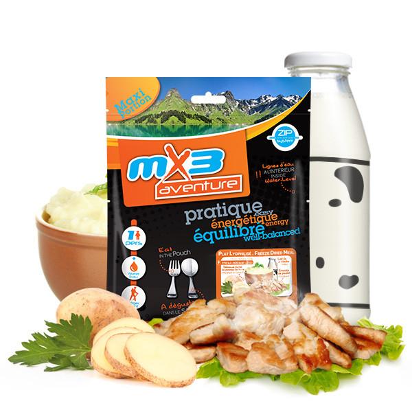 Potato Puree with Chicken - MX3