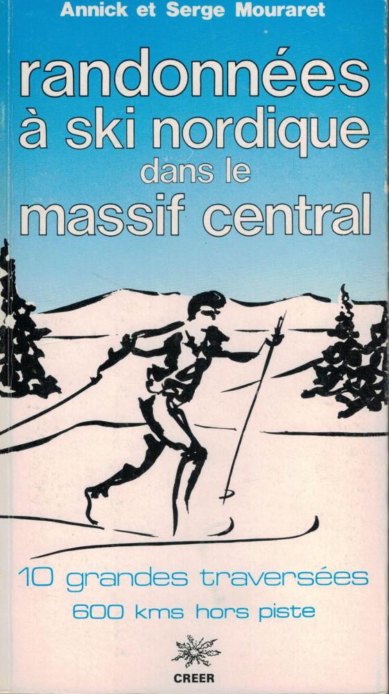 Randonnées à ski nordique dans le Massif Central