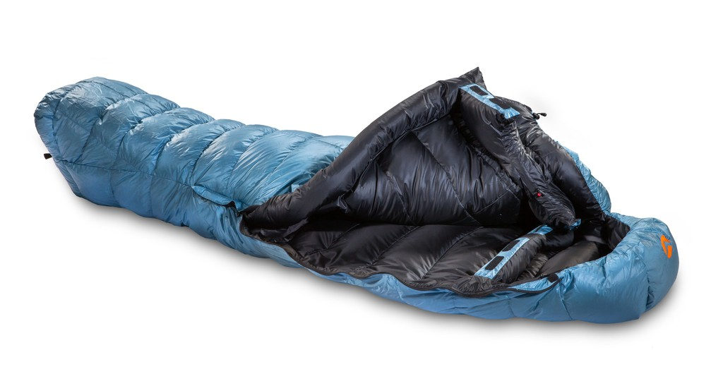Valandre Shocking Blue Neo: 4 seasons sleeping bag for ...