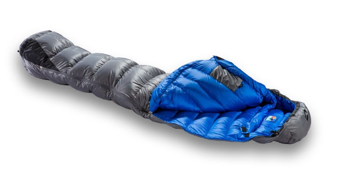 Valandre Chill Out 450: 2/3 seasons sleeping bag for ...