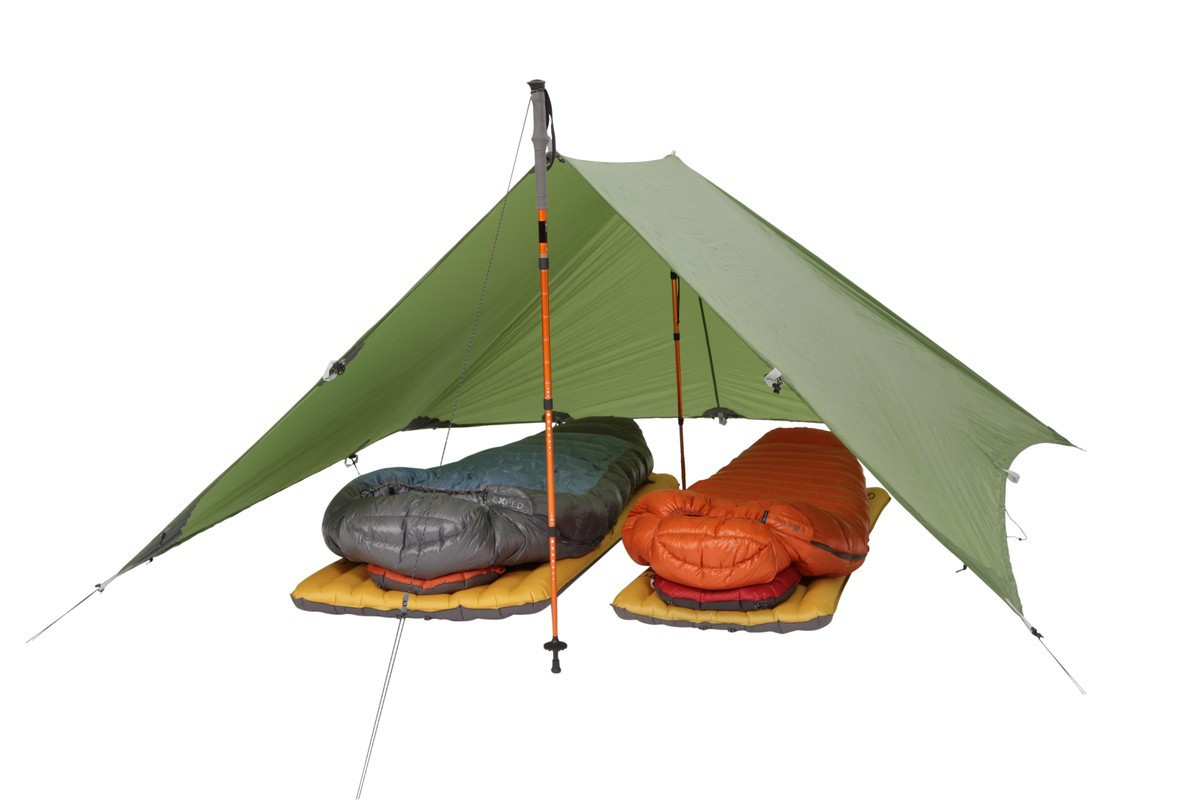 Scout Tarp Extreme Exped: The tent alternative for minimalists!