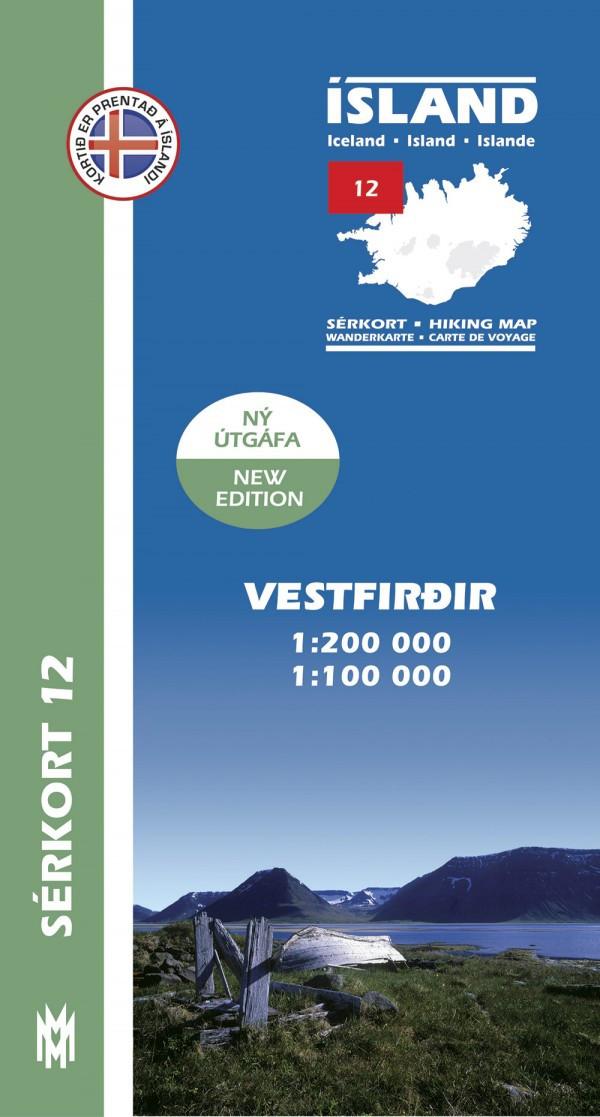Landmannalaugar, Þórsmörk, Fjallabak 1:100 000 – Sérkort 4