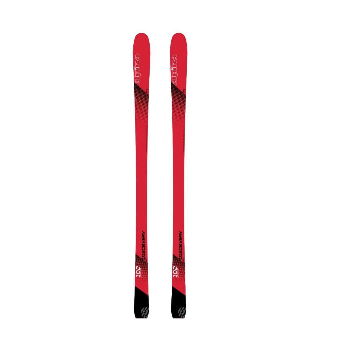 Skis Alpina Discovery 68