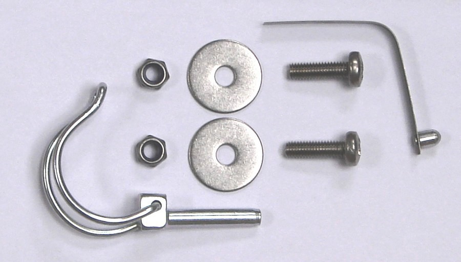 Pulk, small items spares kit