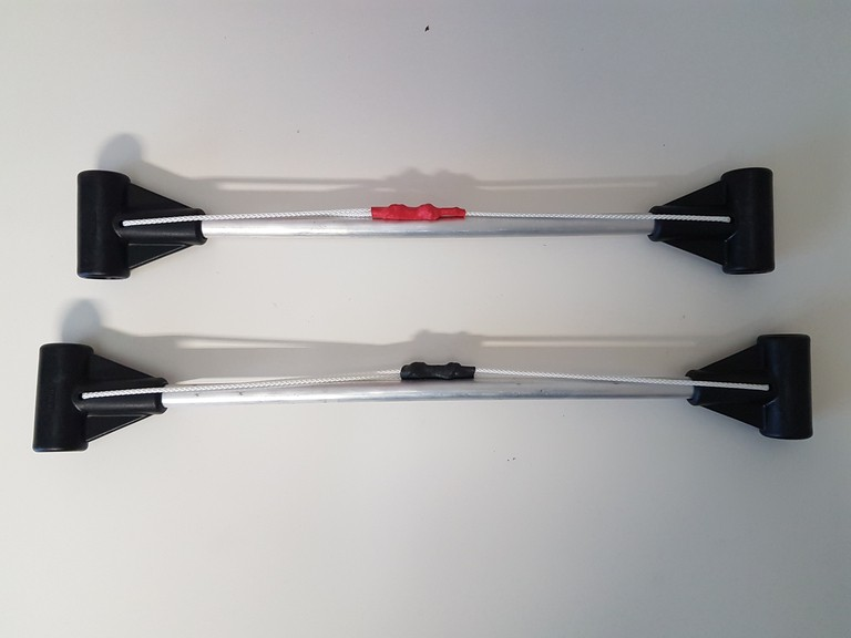Spare Shaft Crossbar Snowsled