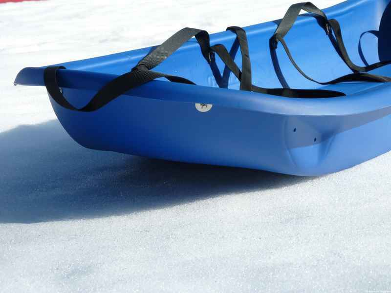 Pulka Ice Blue Expedition - Snowsled