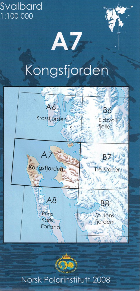 A7 Kongsfjorden - Spitzberg