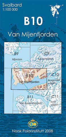 B10 Van Mijenfjorden - Spitzberg