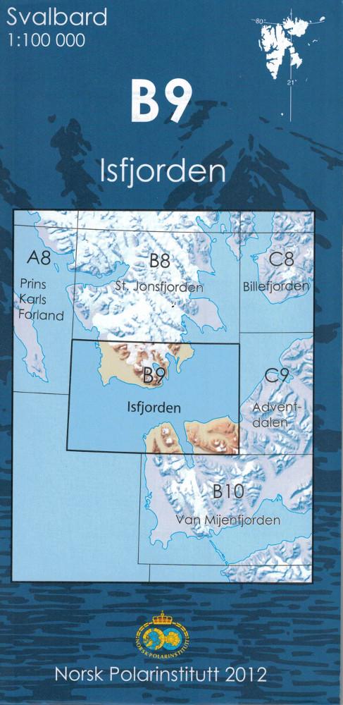 B9 Isfjorden - Spitzberg