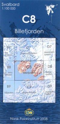 Spitzberg C8 Billefjorden - Spitzberg
