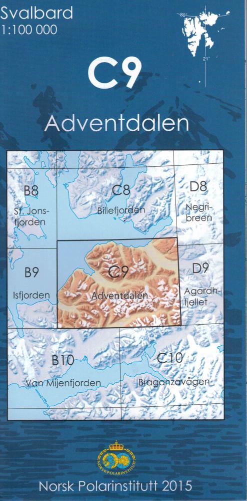 C9 Adventdalen - Spitzberg