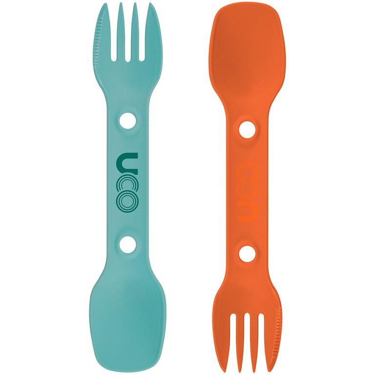 Pack 2 couverts UCO Utility Spork