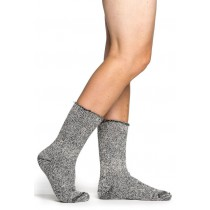 WOOLPOWER Sock Knee-High 400 g noir