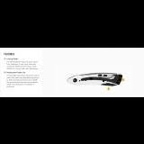 Dimensions Couteau Leatherman Skeletool KBX