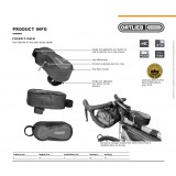 Dimensions Sacoche Ortlieb Cockpit-Pack