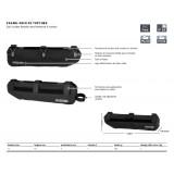 Dimensions Sacoche Ortlieb Frame-Pack RC Toptube Noir
