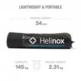 Dimensions Helinox Cot One Convertible